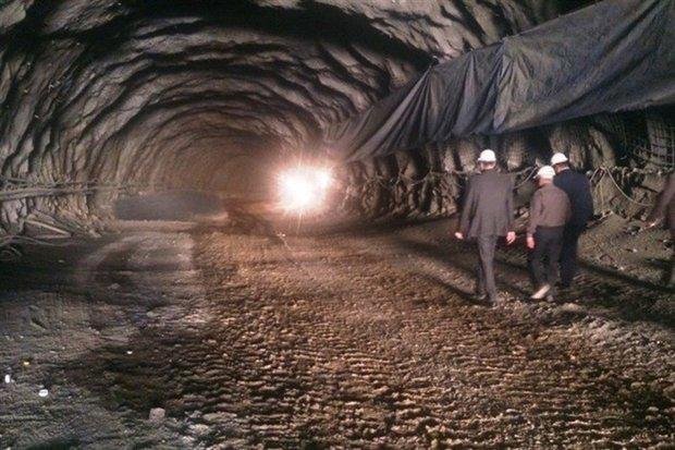 ساخت بیش از ۳۰۰۰ متر تونل در مسیر جاده های استان ایلام