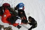 یک کوهنورد مفقود شده در تکاب پیدا شد/عملیات امدادی ادامه دارد