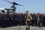 امریکہ کا مشرق وسطی میں مزید ایک ہزار فوجی بھیجنے کا اعلان