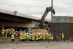شکست دوباره ترامپ در کسب بودجه لازم برای ساخت دیوار مرزی مکزیک