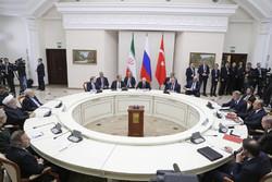 نشست سه جانبه ایران، روسیه و ترکیه در سوچی