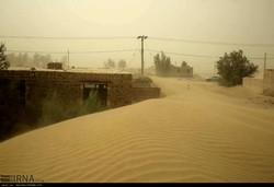 Plans on agenda to address sand and dust storms in 4 provinces