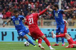Sepahan edge Paykan, Tractor Sazi beat Esteghlal