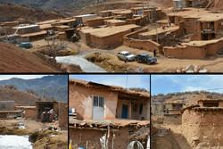روایتی از قله تا دامنههای زاگرس؛ خانههای خشتی قوام میگیرد
