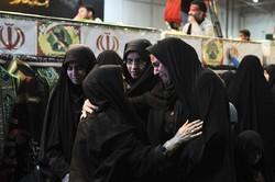 مراسم توديع جثامين شهداء المدافعين عن أمن البلاد/صور