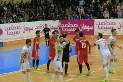 آخرین توضیحات درباره فینال لیگ برتر و لیگ دسته اول  فوتسال