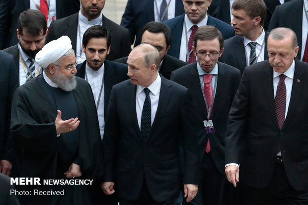 4th Iran-Russia-Turkey summit on Syria in Sochi