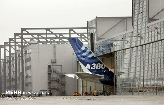 پایان دوران غول پیکرترین هواپیمای جهان