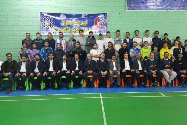 سیستان بلوچستان قهرمان مسابقات بدمینتون لیگ دسته یک گروه الف شد