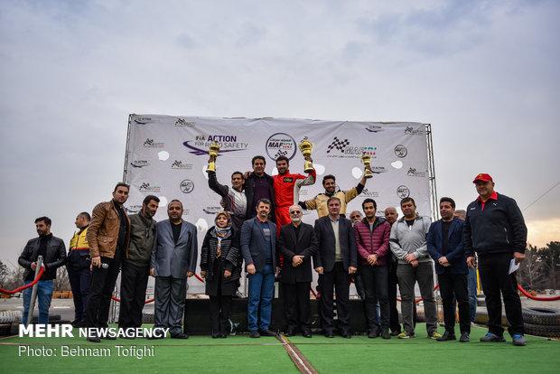 راند پنجم مسابقات سرعت قهرمانی کشور