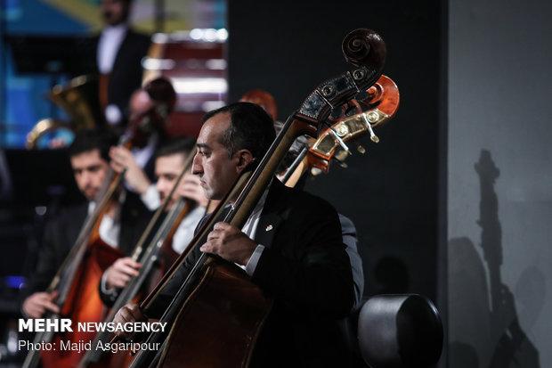 Tehran Symphony Orchestra performs at Fajr Music Festival