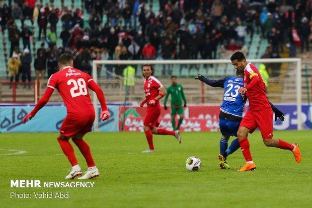 Tractor Sazi 1-0 Esteghlal: IPL