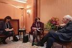 معاون سیاسی دبیرکل سازمان ملل متحد با ظریف دیدار کرد