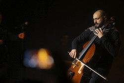 İran'daki müzik şöleninden kareler