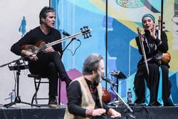"""İranlı """"Rastak"""" müzik grubundan muhteşem konser"""