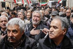 احياء ذكرى شهداء 18 فبراير في سوق تبريز/صور