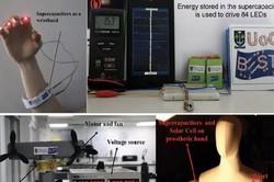 تولید باتری های کاغذی خورشیدی با گرافن