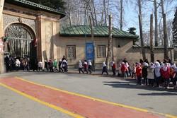 Tehran complex hosts 65,000 visitors during Ten-Day Dawn