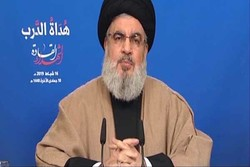 Nasrallah says resistance forces ended ISIL not US