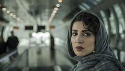 "Behdokht Valian acts in a scene from ""Tattoo"" by Farhad Delaram."