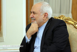 Zarif meets top diplomats in Germany