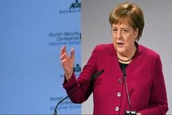 ميركل: الاتحاد الأوروبي لا يريد تصعيد الخلاف مع إيران