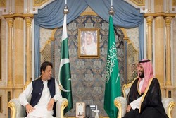 Saudi crown prince postpones Pakistan visit amid protests