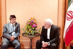 Iran, Oman top diplomats confer on bilateral, intl. issues