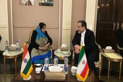 Iran, India stress close coop. on fighting terrorism