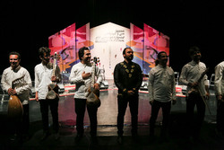 چهارمین روز از سی و چهارمین جشنواره موسیقی فجر در برج آزادی
