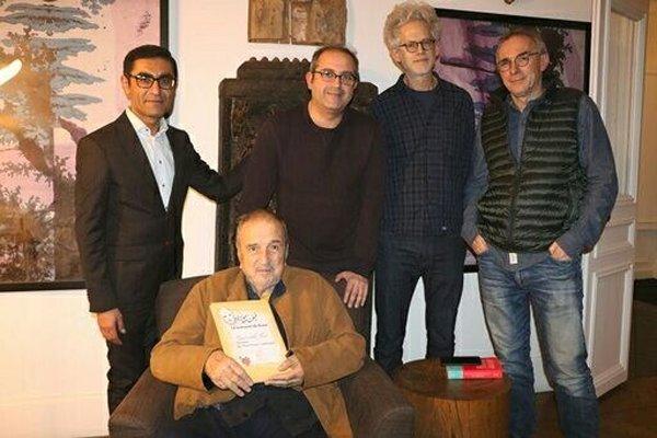 Iran-France joint film 'Molana' starts shooting in Paris