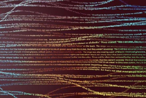 هوش مصنوعی که شاهکارهای ادبی می نویسد