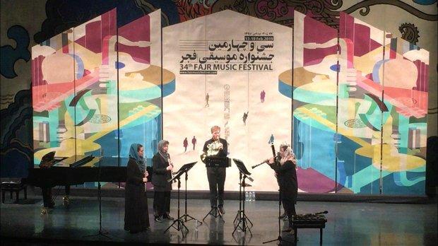 Danish chamber ensemble revives Carl Nielsen's woodwind piece in Tehran