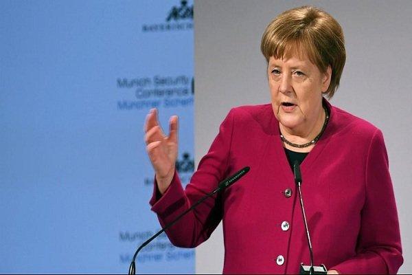 آنگلا مرکل: جنگ تجاری آمریکا و چین به آلمان لطمه میزند