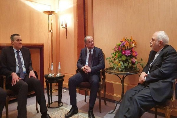 Iranian FM meets with Lebanese defense minister in Germany