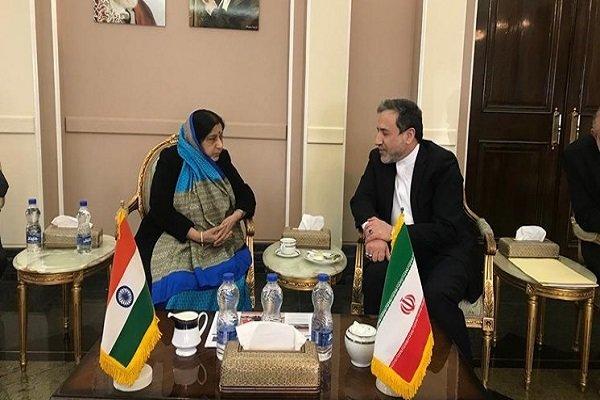 Iran, India stress close coop. on fighting terrorism