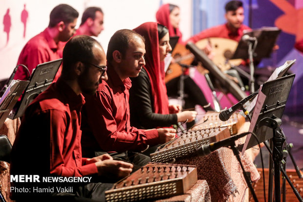 4th night of 34th Fajr Intl. Music Festival