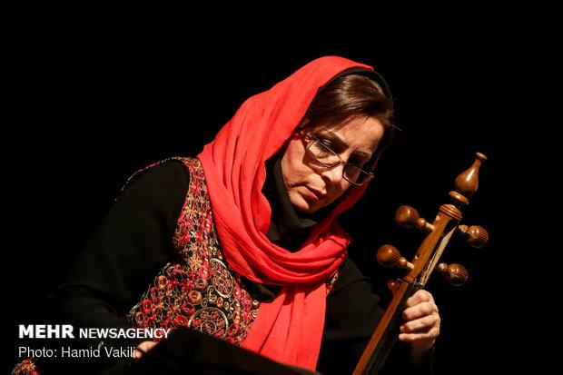 4th night of 34th Fajr Intl. Music Festival