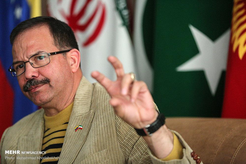 MNA's exclusive interview with Venezuelan amb. to Tehran