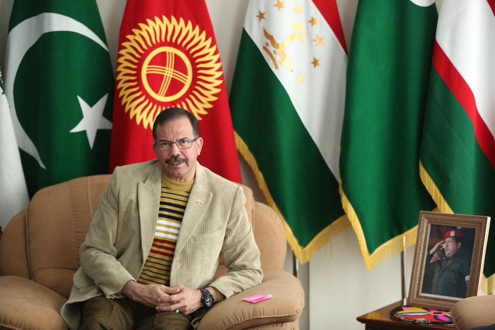 Ambassador: U.S. wants to make Venezuela another Syria or Libya