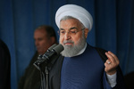 'Those who think US, Zionism can provide them with security are wrong': Rouhani