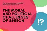 کنفرانس چالشهای اخلاقی و سیاسی گفتار برگزار می شود