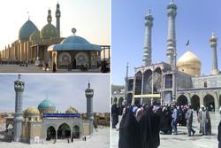نگین گردشگری مذهبی ایران نیازمند توجه/ وجود ۴۴۴ امامزاده در قم