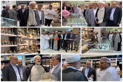 افتتاح متجر للصناعات اليدوية والمنتجات الإيرانية في مسقط