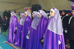 مانور بزرگ «یاوران انقلاب» در پردیس برگزار شد