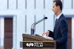 بشار اسد: ممکن نبود از کشور محافظت کنیم اگر درگیر جنگ داخلی بودیم