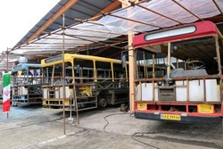 درخواست افزایش کرایه برای اتوبوسهای خراب