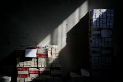 بازدید ناشران و خبرنگاران رسانه ها از انبار کتاب های قاچاق