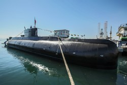 Fateh submarine joining Army's naval fleet