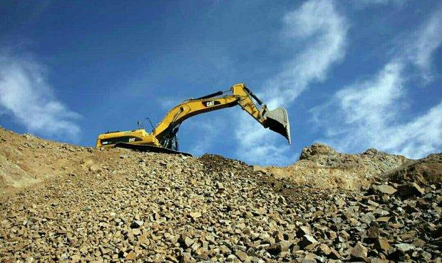 واحد سنگ بری بزرگ مقیاس در آذربایجان غربی احداث می شود